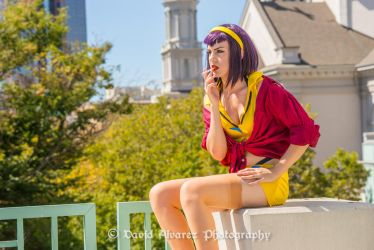 Faye Valentine by Tracy Graves Cosplay 2 by tracygraves