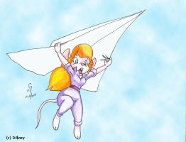 Flymouse by CHIPNDEATH