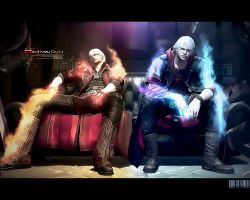 Devil may Cry Wallpaper by LxxRRy