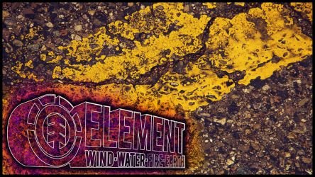 Element Wallpaper by RedAndWhiteDesigns