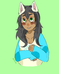 anime jade harley by Soulimun