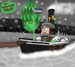 Toby the Paddle Steamer by Dan-the-Countdowner