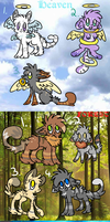 CLOSED FREE Write-To-Adopts by alfvie