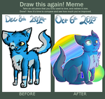 Improvement meme?! by ThatCreativeCat