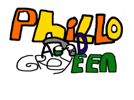 Phillo and Greyeen logo by Waltman13