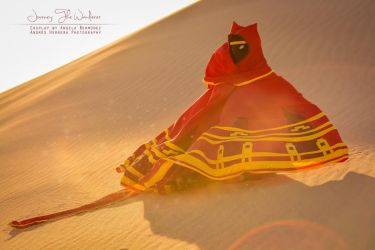 Journey Cosplay by AngelaBermudez