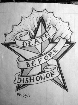 Death Before Dishonor by flim