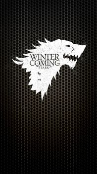 Winter is Coming Wallpaper 1 by BladeofGoth