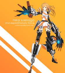 Mirai Project by Valkyrie120894