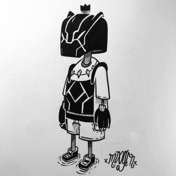 Young King by MFMugen