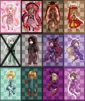 Adopts 31 [CLOSED] by Yuudopts