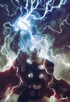 The Son of Odin by TheGuardinian