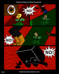 Step by Step by Step Nuzlocke Page 17 by Tailsimp