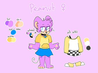 peanut reference 2018 by hawaii-partii