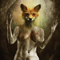 Foxy lady by vajkarious