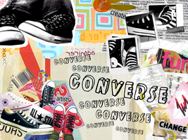 Converse Wallpaper by whatsername21