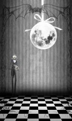 .:moon on a string:. by natyismyhero