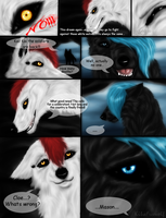 Face Off - Page 1 by KibaFreewolf
