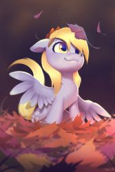 Autumn Leaves by Imalou
