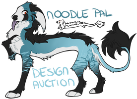 [closed] noodle buddy creature pal by drunkdriver
