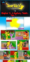 Chapter 4: A Mystery Twist: Page 1 by Pikaturtle