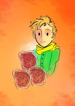 Le Petit Prince by StardustTrooper