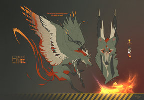 FOREST FIRE ADOPT AUCTION (closed) by Volinfer