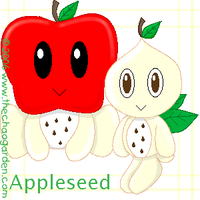 Appleseed the Chao, Oekaki by BriteWingz