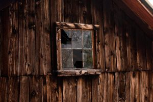 Broken Window by MauserGirl