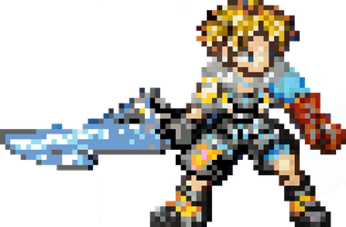 Tidus - Final Fantasy by hp-antonio