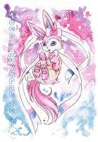 Sylveon's Magic by L-Y-N-S