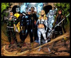 Childrens Crusade 06 by Cheung/Morales XGX by knytcrawlr