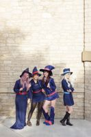 Little Witch Academia by MeganCoffey