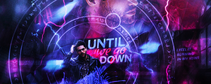 Until We Go Down by Evey-V