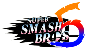 Super Smash Bros 5 Fan Logo by Alex13Art