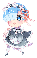 Rem by Charoitte