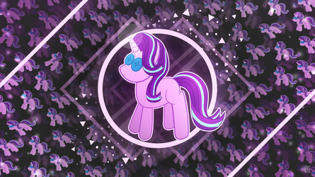 Glimmer Plushie Wallpaper by Sol-Republica