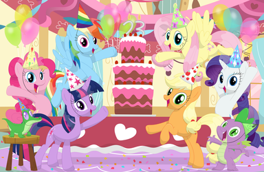 Happy Birthday to me! by Porygon2z