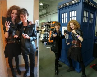 River Song THORS cosplay at LFCC 2018 - II by ArwendeLuhtiene
