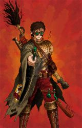Harry Potter Steampunk by Pyrobolser