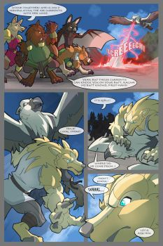 VARULV Issue 5 - Page 5 by dawnbest