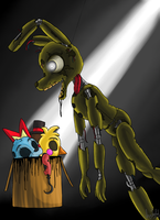 What can we use? (Five Nights at Freddy's 3) by ArtyJoyful