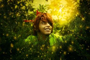 Peter Pan by Ramzioueslety
