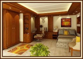 yacht 02- guest room 1 op2 by sieliss