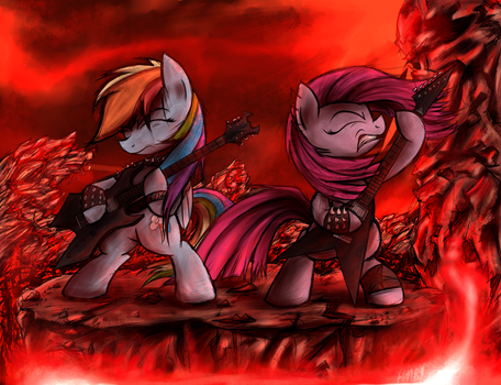 South of Equestria by HeavyMetalBronyYeah