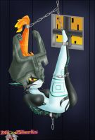 Midna Shackled by 2GoodSharks