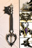 Oblivion Keyblade by Bayr-Arms