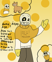 Akpo (new oc) by UnderlifeAU