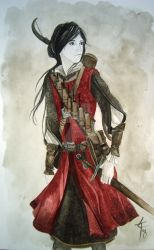 Lirael daughter of the clayr by LauraTolton