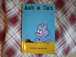 ASK A CAT: The book! by bakertoons